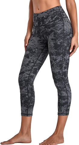 Image of Oalka Womens Running Workout Leggings