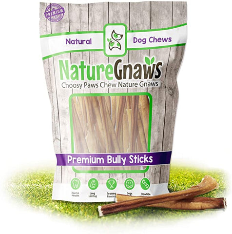 Nature Gnaws Small Bully Sticks