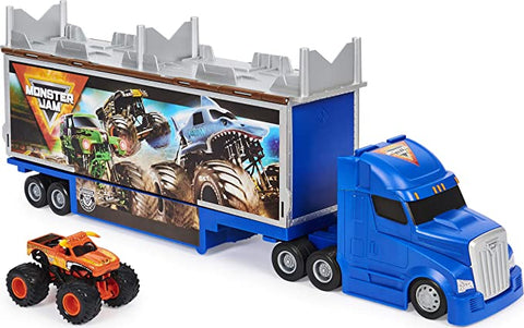 Monster Jam Official Transforming Exclusive
