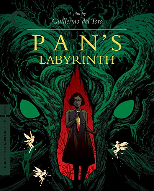 Pans Labyrinth Criterion Collection Blu ray