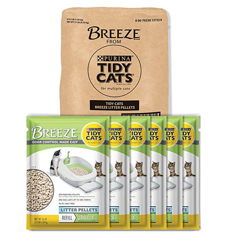 Purina Tidy Cats BREEZE Pellets
