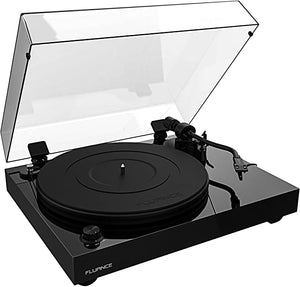 Fluance Reference Turntable Cartridge Vibration