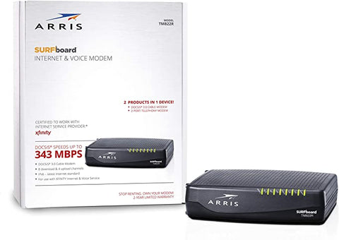 ARRIS Surfboard Telephone Certified XFINITY