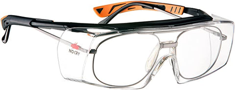 NoCry Over Glasses Safety Glasses Anti Scratch