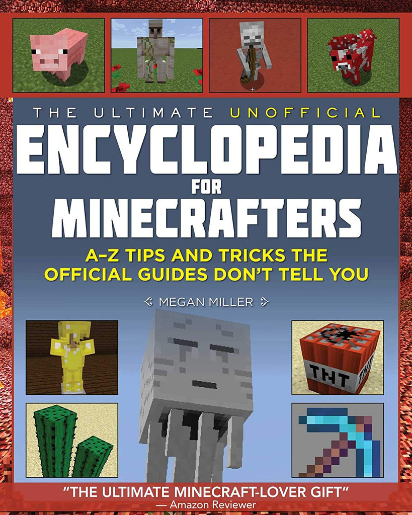 Ultimate Unofficial Encyclopedia Minecrafters Official