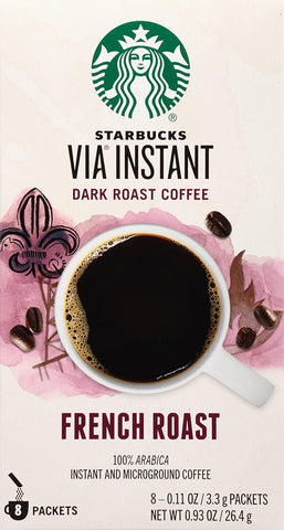 Starbucks Instant Coffee French Roast