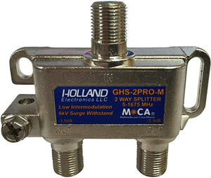 Holland Electronics GHS 2Pro M Splitter 5 1675Mhz