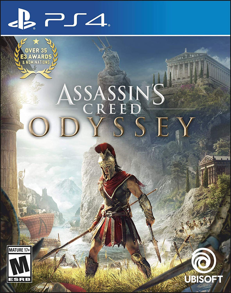 Assassins Creed Odyssey PlayStation 4 Standard