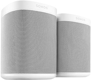 Room all new Sonos One built