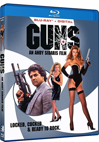 Guns Blu ray Erik Estrada