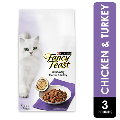 Purina Fancy Feast Savory Chicken