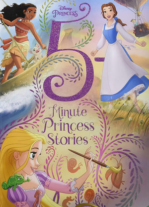 Disney Princess 5 Minute Stories