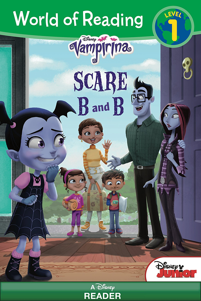 World Reading Vampirina Scare Level ebook