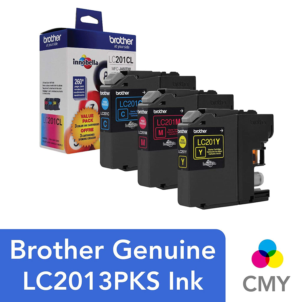 Brother Cartridges LC2013PKS Replacement Cartridge