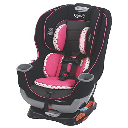 Graco Extend2Fit Convertible Seat Kenzie