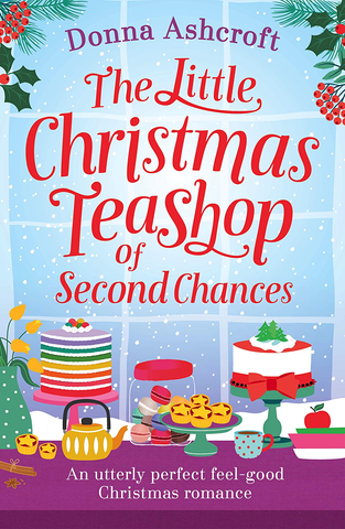 Little Christmas Teashop Second Chances ebook