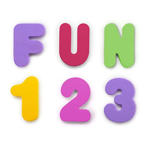Munchkin Bath Letters Numbers Pastel