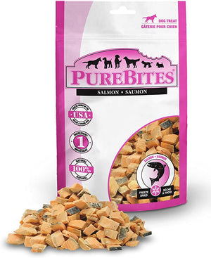 Purebites Salmon Freeze Treats 2 47Oz