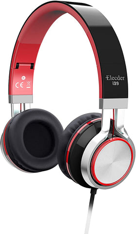 i39 Headphones Microphone Adjustable Compatible