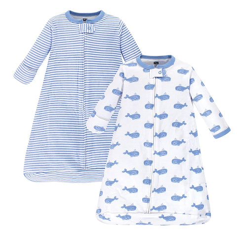 Hudson Baby Wearable Sleeve Sleeping