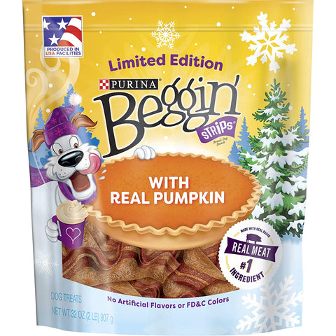 Image of PURINA Beggin Facilities Treats Pumpkin