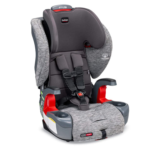 Image of Britax Grow ClickTight Harness 2 Booster Seat
