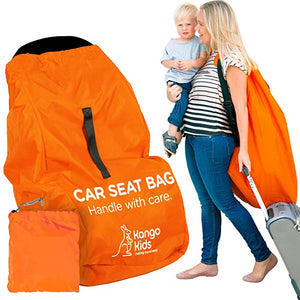 Travel IMPROVED Carseat Carrier Airport