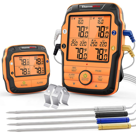 ThermoPro Wireless Digital Cooking Thermometer