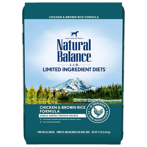 Natural Balance Foods Chicken Rice