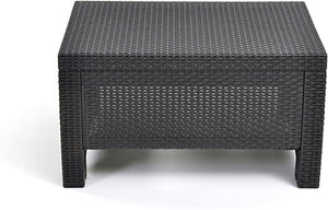 Keter Weather Backyard Furniture Charcoal