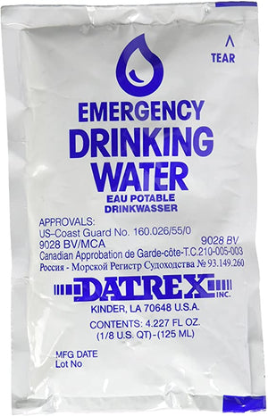 DATREX Emergency Water Disaster Survival