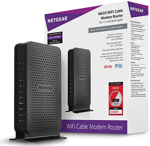 NETGEAR Certified Xfinity Comcast Spectrum