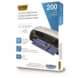 Fellowes Thermal Laminating Pouches Pack