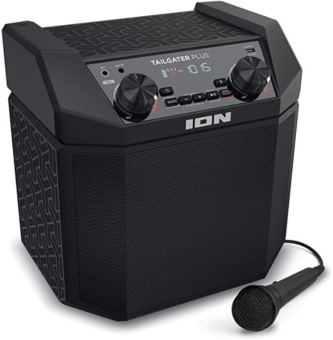 ION Audio Tailgater Plus Rechargeable