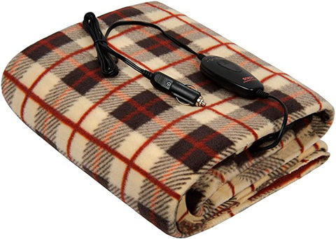 Sojoy Multifunctional Electric Blanket Checkered