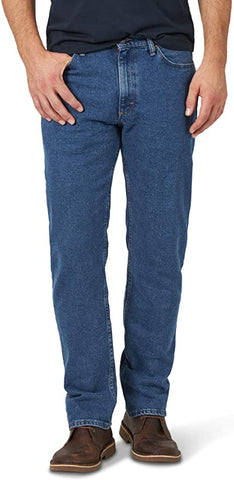 Wrangler Mens Classic 5 Pocket Regular