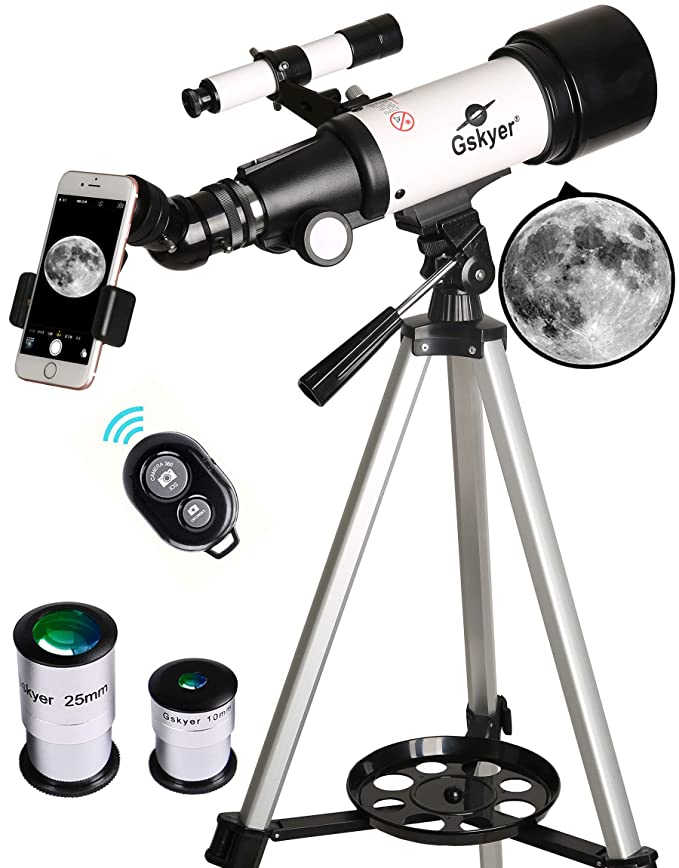Telescope AZ Astronomical Refractor Beginners