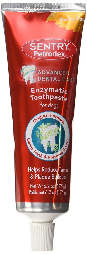 Petrodex Enzymatic Toothpaste Buildup Poultry
