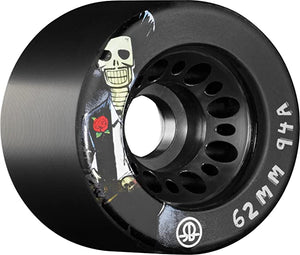 RollerBones Speed Derby Wheels Nylon