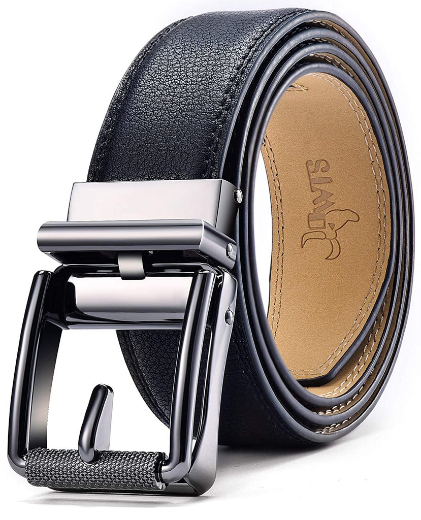 DWTS Leather Ratchet Buckle Adjustable
