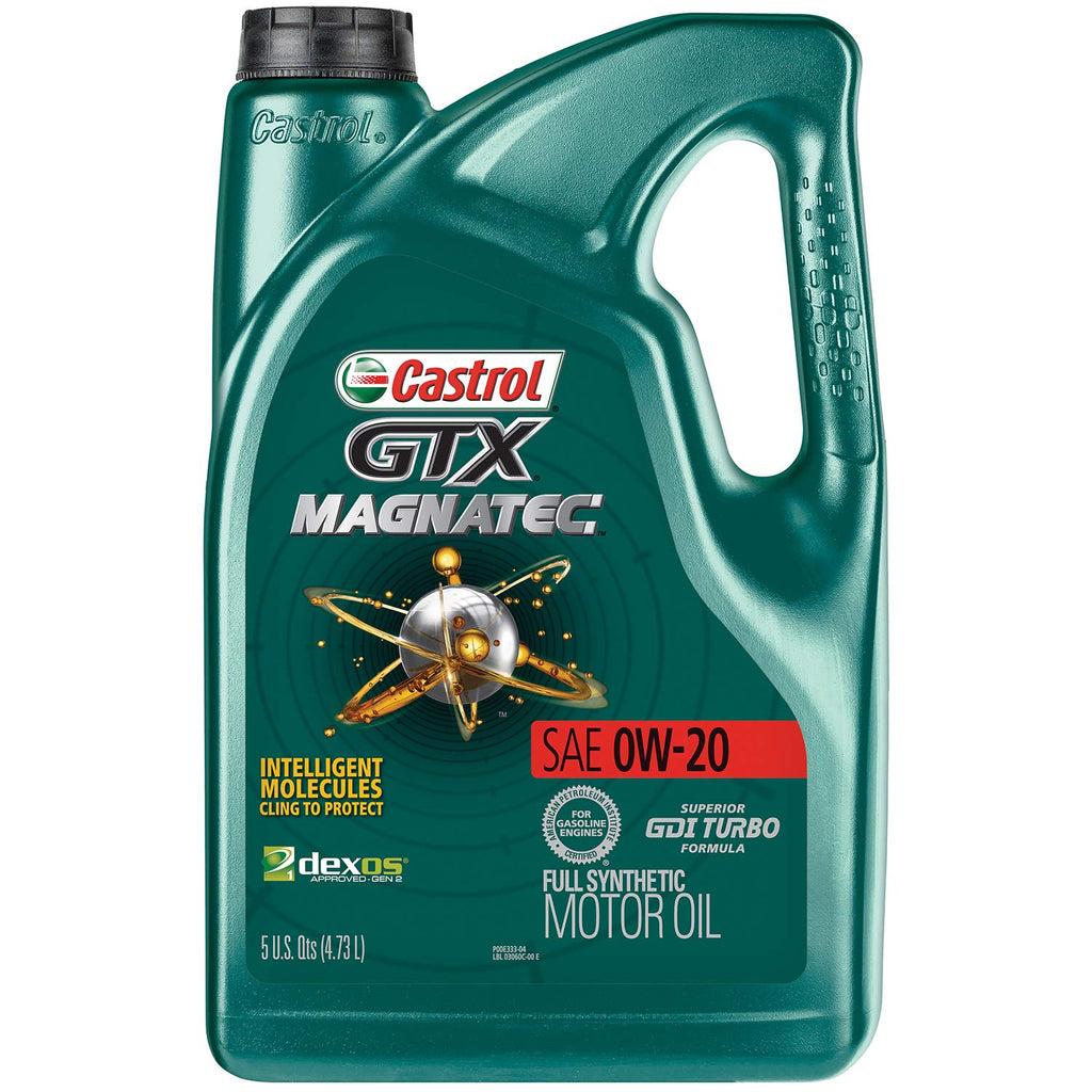 Castrol 03060 MAGNATEC 0W 20 Synthetic