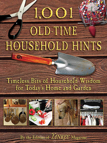 001 Old Time Household Hints Timeless ebook