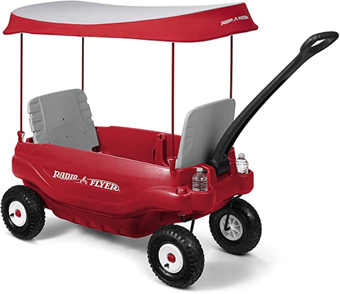 Radio Flyer Deluxe All Terrain Family