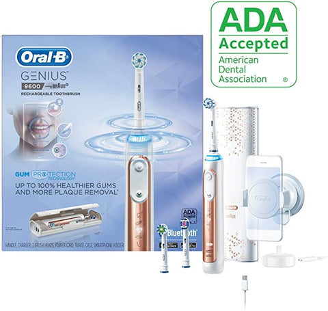 Oral B Electric Toothbrush Powered Braun