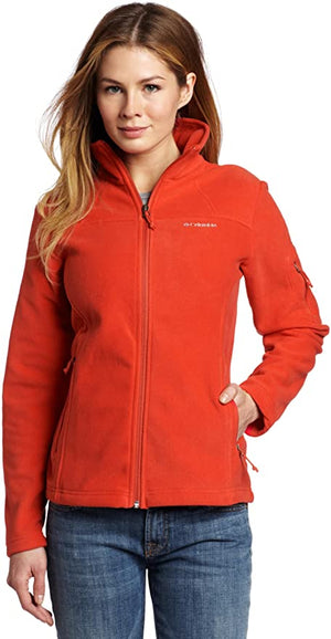 Columbia Womens Fleece Classic Jacket
