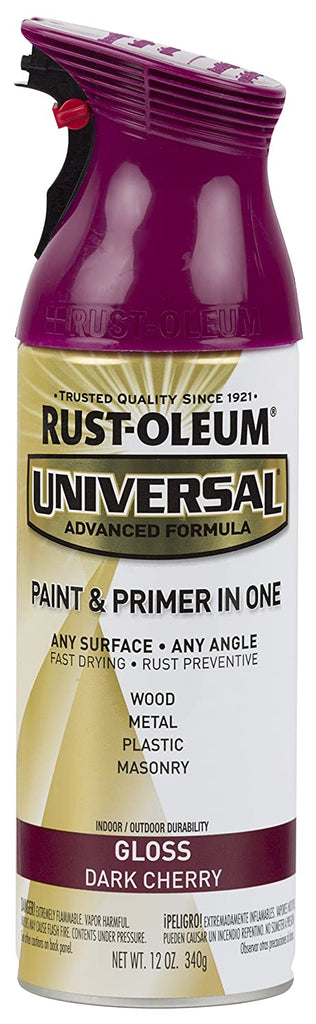 Rust Oleum 284959 6PK Universal Surface Cherry
