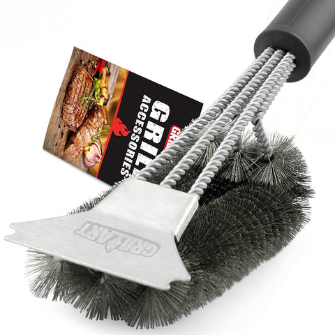 Grill Brush Scraper Stainless Accessories