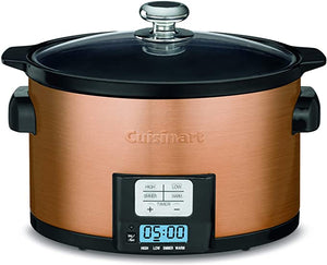 Cuisinart PSC 350CPP Programmable Cooker Copper