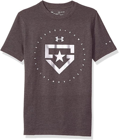 Under Armour Boys Heater T Shirt
