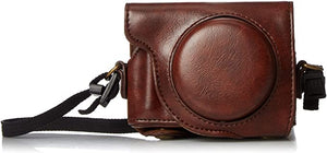 Mark Leather Camera Case Bag